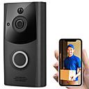 رخيصةأون المفكات & مجموعات المفكات-720 وعاء اللاسلكية wifi الذكية البطارية اتجاهين الصوت الجرس ir فيديو حلقة البصرية تصويرها كاميرا إنترفون الأمن الرئيسية 1-1 الفيديو doorphone