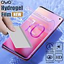 povoljno Zaštitne folije za Samsung-protu plavo svjetlo zakrivljeni hidrogel film za samsung galaxy s10 lite s10e s8 s9 plus zaštitni ekran za note 8 9 film nije staklo