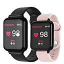 رخيصةأون الأساور الذكية-b57 ساعة ذكية bt اللياقة البدنية تعقب دعم إخطار&رصد معدل ضربات القلب متوافق هواتف سامسونج / الروبوت / اي فون