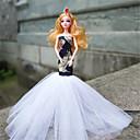 povoljno Kablovi i punjači Smartwatch-Haljina za lutke Party / Večer Za Barbie Saten / til Čipka Saten Haljina Za Djevojka je Doll igračkama