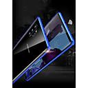 Недорогие Чехлы и кейсы для Galaxy Note 8-Кейс для Назначение SSamsung Galaxy Note 9 / Note 8 / Galaxy Note 10 Защита от удара Чехол броня Закаленное стекло