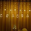 ieftine Baze WIFI-3.5m Fâșii de Iluminat 138 LED-uri Alb Cald Decorativ 220-240 V 1set