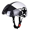 povoljno Motociklističke rukavice-kaciga za motore pola 3/4 s uvlačenjem kapi za zaštitu od sunca s otvorenim licem