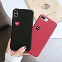 povoljno iPhone maske-kućište za jabuku iphone xs / iphone xr / iphone xs maks. smrznuta stražnja korica srce PC za iphone 6/7/8 / 6plus / 7plus / 8plus / x
