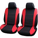 رخيصةأون أغطية مقاعد السيارات-عالمي نمط أزياء المقعد الخلفي سيارة يغطي يغطي مجموعة - 4 قطع