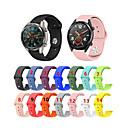 voordelige Smartwatch-accessoires-22 mm siliconen zachte band voor Huawei horloge 2 pro // honor magic / watch GT / Huawei horloge