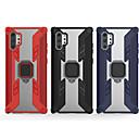 voordelige Galaxy S7 Hoesjes / covers-hoesje Voor Samsung Galaxy S9 / S9 Plus / S8 Plus Schokbestendig / Ringhouder Achterkant Effen PC