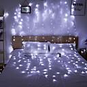 povoljno LED svjetla u traci-3M Žice sa svjetlima 300 LED diode Dip Led Toplo bijelo / Bijela / Plavo Vodootporno / Party / Ukrasno 220-240 V 1pc / Povezivo / IP44