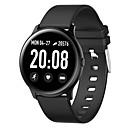 ieftine Mănuși & Mănuși 1 deget-kw19 smart watch bt fitness tracker support notificare / monitorizarea ritmului cardiac sport smartwatch compatibile cu telefoane iPhone / Samsung / Android