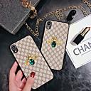 رخيصةأون أغطية أيفون-الحال بالنسبة لتفاح iphone xs / iphone xr / iphone xs max / x / 6/7/8 / 6plus / 7plus / 8plus / 6s / 6s بالإضافة إلى خطوط الغطاء الخلفي نمط / موجات / الحيوان بو الجلود