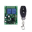 povoljno Smart prekidač-pametni prekidač AC220V 2ch 110v 230V relejni prekidač s kodom za učenje / led lampica / svjetlo / napajanje na isključenom prekidaču 433mhz