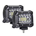 voordelige Autokoplampen-2pcs Geïntegreerde LED Automatisch Lampen 200 W LED Werklamp Voor Universeel Alle jaren