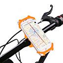 رخيصةأون اكسسوارات دراجة أخرى-حامل الجوال للدراجة دوران360ْ إلى دراجة الطريق دراجة جبلية دراجة قابلة للطي سيليكون iPhone X iPhone XS iPhone XR ركوب الدراجة أسود برتقالي أخضر