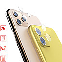 billige Skjermbeskyttere til iPhone 11 Pro-7t herdet glass for iphone 11/11 pro / 11 pro max skjermbeskytter rygglinseglassglassglass