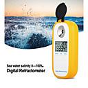 povoljno Testeri i detektori-dr202 digitalni refraktometar morske vode mjerač saliniteta morske vode specifično područje gravitacije 0100 kloritet 057 refraktometar