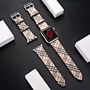voordelige Apple Watch-bandjes-horlogeband voor Apple Watch-serie 4/3/2/1 Apple Classic gesp lederen polsband