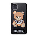 ieftine Carcase iPhone-Maska Pentru Apple iPhone 11 / iPhone 11 Pro / iPhone 11 Pro Max Ultra subțire / Model Capac Spate Animal / Desene Animate TPU