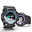 povoljno LED svjetla u traci-lokmat mk23 pametni sat bt fitness tracker podrška obavijesti / monitor brzine otkucaja sporta sport smartwatch kompatibilni ios / android telefoni