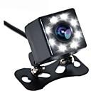 رخيصةأون ديكورات خشب-8 بقيادة الاضواء 170 درجة للرؤية الليلية للماء سيارة كاميرا الرؤية الخلفية احتياطية