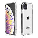 ieftine Carcase iPhone-Maska Pentru Apple iPhone 11 / iPhone 11 Pro / iPhone 11 Pro Max Anti Șoc / Anti Praf Capac Spate Transparent TPU