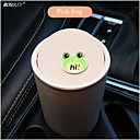 olcso Tisztítóeszközök-rajzfilm aranyos autó szemeteskocsi autó kellékek autó belső szemetes zsák autó tároló cső többfunkciós