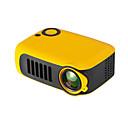 رخيصةأون أجهزة بروجيكتور-جهاز عرض صغير محمول 800 لومن يدعم 1080p LCD 50000 ساعة مصباح حياة المنزل مسرح العارض فيديو