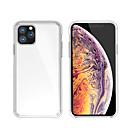 voordelige iPhone 6 hoesjes-hoesje Voor Apple iPhone 11 / iPhone 11 Pro / iPhone 11 Pro Max Schokbestendig / Stofbestendig Achterkant Effen TPU / PC
