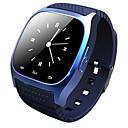 رخيصةأون ساعات ذكية-M26 الرجال النساء smartwatch الروبوت بلوتوث الذكية طويل الاستعداد السعرات الحرارية حرق القلب رصد معدل للماء المنبه المستقرة تذكير النوم المقتفي مكالمة تذكير عداد الخطى الذكية ووتش