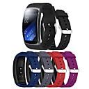 povoljno Kućišta / poklopci za Oneplus-narukvica za samsung gear fit 2 pro / fit 2 pojasa sportski pojas silikonski remen za ručne zglobove
