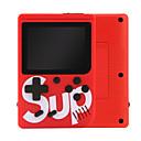 رخيصةأون إكسسوارات ألعاب الهواتف الذكية-400 في 1 مصغرة الرجعية لعبة سوب مدمج 5 محاكاة كبيرة ل gba arcade fc games machine المحمولة المحمولة لعبة وحدة