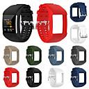 ieftine Mănuși & Mănuși 1 deget-curea de mână cu bandă de cauciuc din silicon moale pentru ceas de fitness polar m600