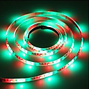 cheap iPhone 8 Plus Screen Protectors-5m Flexible LED Light Strips / RGB Strip Lights / Remote Controls 300 LEDs 5050 SMD 1 X 12V 5A Power Supply Multi Color Waterproof / Party / Decorative 85-265 V 1 set