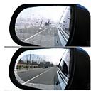 ieftine Abțibilde Auto-2 buc auto oglindă retrovizoare film ploaie laterală fereastră film oglindă ecran complet anti-ceață film nano impermeabil