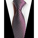 رخيصةأون أدوات الحمام-ربطة العنق منقوش رجالي حفلة / عمل / رياضي Active