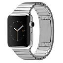 voordelige Apple Watch-bandjes-Horlogeband voor Apple Watch Series 4 / Apple Watch Series 3 Apple Klassieke gesp Roestvrij staal Polsband