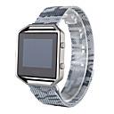 povoljno Remenje za Fitbit satove-Pogledajte Band za Fitbit Blaze Fitbit Preklopna metalna narukvica Nehrđajući čelik Traka za ruku