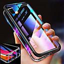رخيصةأون واقي الشاشةiPhone 11-حالة لتفاح iphone 11 11 الموالية 11 برو ماكس الحالات المغناطيسي كامل الجسم للصدمات الصلبة الملونة الزجاج المقسى المعادن x xs xs ماكس xr 8 8 زائد 7 7 زائد
