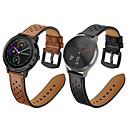 voordelige Horlogebandjes voor Garmin-lederen horlogeband polsband voor garmin vivoactive 3 / vivomove hr / forerunner 645 / forerunner 245 / 245m / vivomove armband vervangbare polsband
