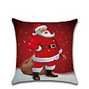 رخيصةأون وسائد-سلسلة عيد الميلاد الجديدة الساخنة مبيعا موضوع وسادة للاعتماد على الكتان غطاء وسادة المنزل