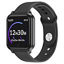 رخيصةأون ساعات ذكية-T70 ساعة ذكية بلوتوث اللياقة البدنية تعقب دعم إخطار / رصد معدل ضربات القلب الرياضية smartwatch متوافق مع فون / سامسونج / الروبوت فون