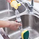 رخيصةأون تنظيف المطبخ-صحن صحن الصابون موزع الغسيل منظف صحن فرشاة أدوات المطبخ تنظيف