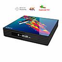 זול קופסאות טלוויזיה-a95x r3 rk3318 9.0 תיבת טלוויזיה אנדרואיד 2 gb ram 16 gb 4 k 2.4 גרם / 5 גרם wifi usb3.0 google netflix youtube נגן מדיה להגדיר תיבה עליונה