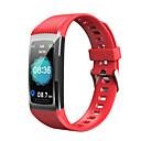 رخيصةأون ساعات ذكية-R10 الذكية معصمه بلوتوث البدنية المقتفي دعم إخطار / القلب رصد معدل الرياضة للماء smartwatch متوافق سامسونج / فون / الروبوت الهواتف