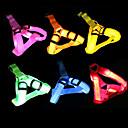 رخيصةأون أطواق ومقاود الكلاب-كلب أربطة أضواء LED قابل للسحبقابل للتعديل لون سادة نايلون أخضر أزرق زهري