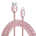 povoljno Apple-gromobranski kabl 2.0m (6.5ft) pleten najlonski usb kabelski adapter za ipad / iphone