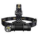 povoljno Svjetiljke za glavu-Nitecore HC33 Svjetiljke za glavu 1800 lm LED LED 1 emiteri Jednostavno za nošenje Kampiranje / planinarenje / Speleologija Uporaba Ribolov Crn