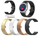 voordelige Horlogebandjes voor Xiaomi-horlogeband fossiel heren gen 4 / fossiel gen 4 q explorist hr fossiel klassieke gesp roestvrij staal pols 22mm universele band