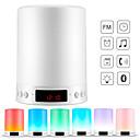 povoljno LED noćna rasvjeta-1pc Glazbeni budilnik LED noćno svjetlo / Pametno noćno svjetlo / Noćna svjetla za bebe i djecu Šarene USB Bluetooth / Promjenjive boje / Ukras 5 V