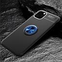 رخيصةأون أغطية أيفون-Luxurry حلقة حامل سيارة لينة سيليكون تبو القضية لفون 11 الموالية / اي فون 11 / اي فون 11 برو ماكس صدمات حالة تغطية ل iphone xs ماكس xr xs x 8 زائد 8 7 زائد 7 6 زائد 6