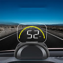 voordelige Head-up displays-c700s led auto head-up display obd2 foutverwijdering snelheid / watertemperatuur spanning alarm